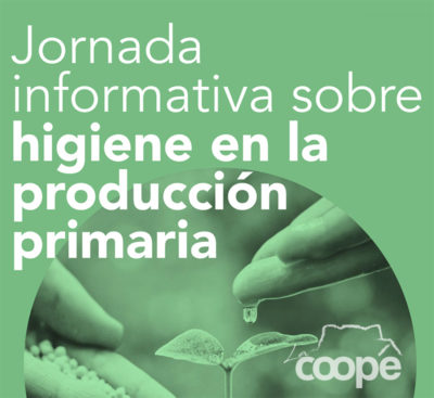 Jornada informativa sobre higiene en la producción primaria-Cooperativa Agrícola Petrer
