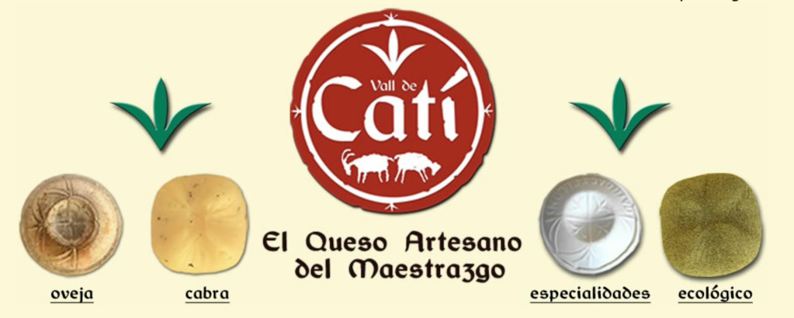 Quesos Vall de Cati en la cooperativa agricola de Petrer