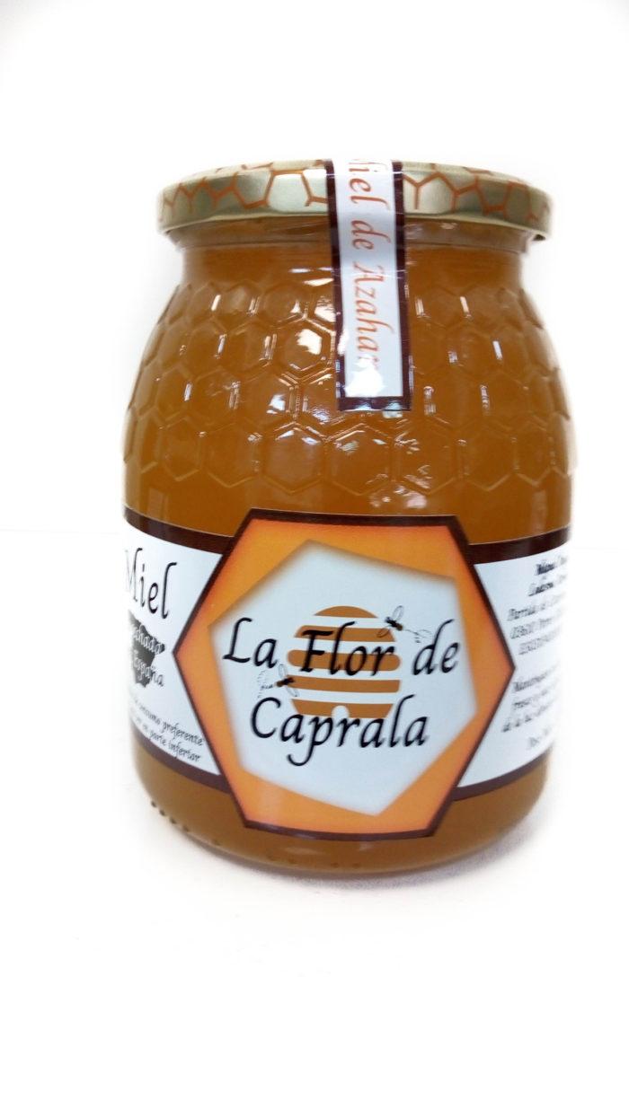 MIEL AZAHAR La Flor de Caprala 500 GR.