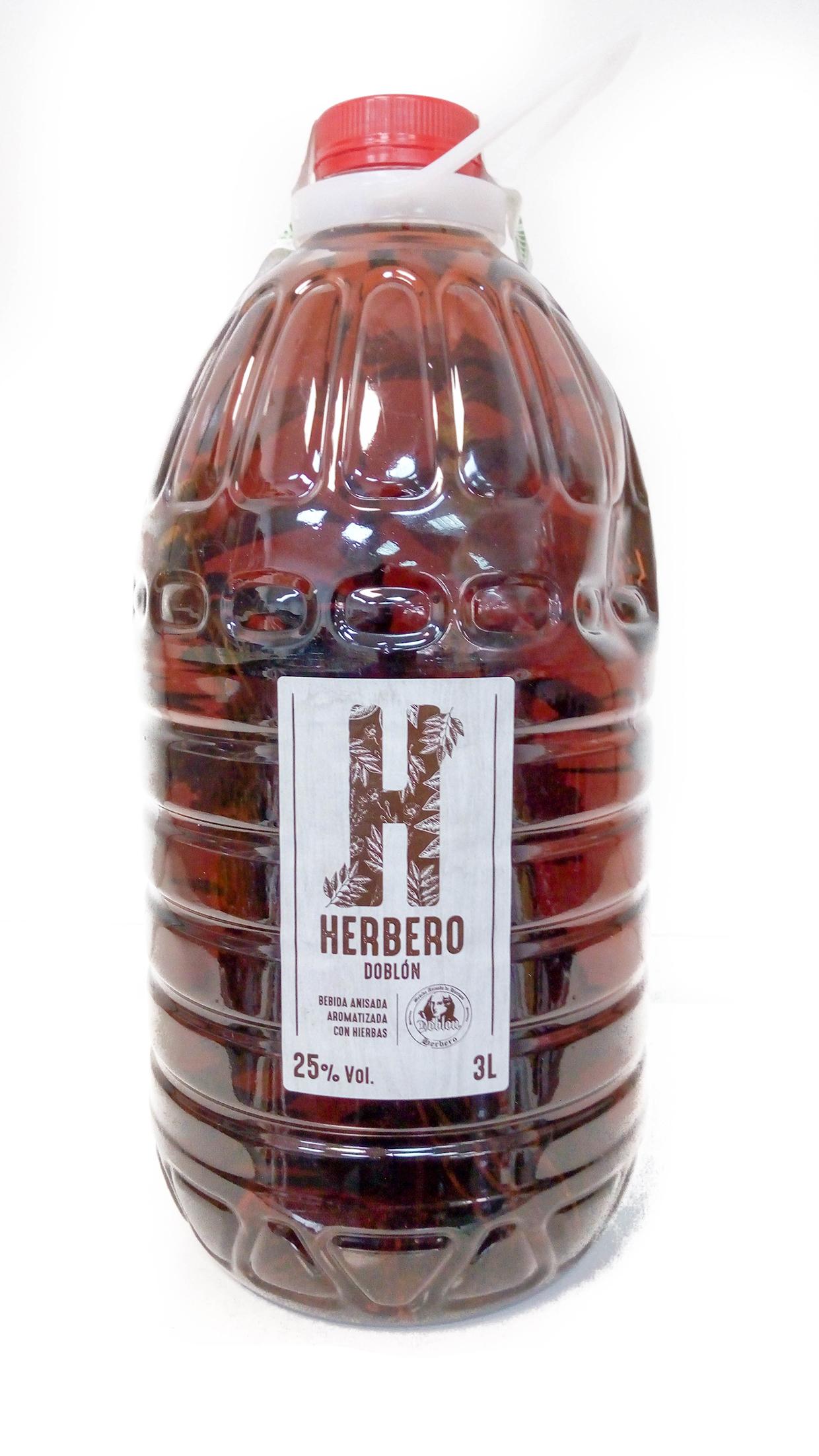 HERBERO Doblón 3 LITROS